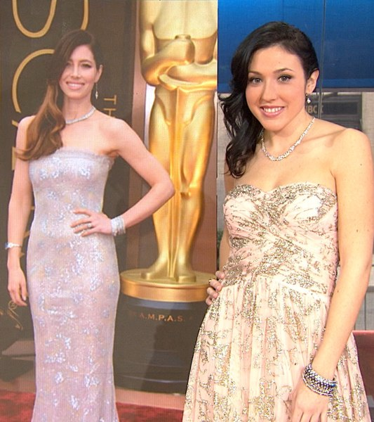 Oscar-inspired dresses