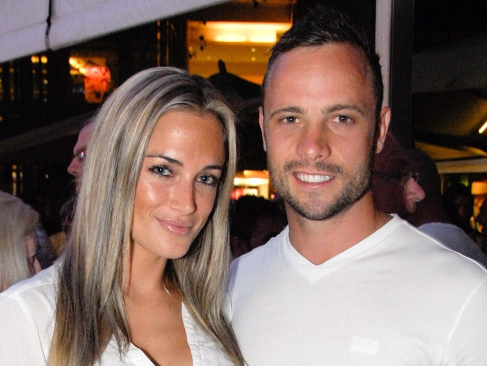 Reeva didn't talk much about her relationship with Pistorius, her mom said.