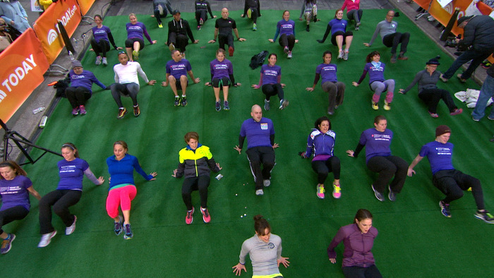 The idea of taking a boot camp may be intimidating for some, but Jenna Wolfe said this is a workout everyone should try.