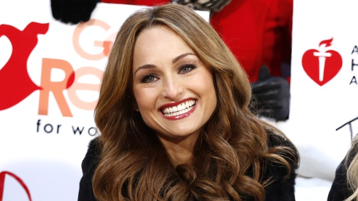 "TODAY -- Pictured: Giada de Laurentiis appears on NBC News' ""Today"" show -- (Photo by: Peter Kramer/NBC/NBC NewsWire via Getty Images)"