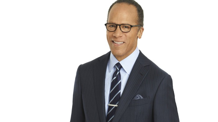 WEEKEND TODAY -- Season 2012 -- Pictured: Lester Holt -- (Photo by: Heidi Gutman/NBC)  NBC byline photo
