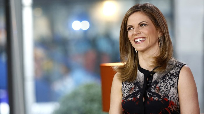 "TODAY -- Pictured: Natalie Morales appears on NBC News' ""Today"" show -- (Photo by: Peter Kramer/NBC/NBC NewsWire)"