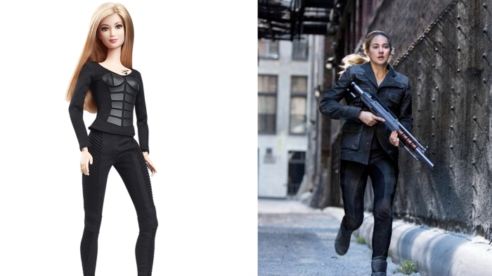 Divergent Tris Doll Designed by: Bill Greening Release Date: 2/13/2014 The future belongs to those who know where they belong. Tris doll wears her Dau...