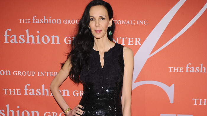 NEW YORK, NY - OCTOBER 25:  L'Wren Scott attends the 29th Annual Fashion Group International Night Of Stars at Cipriani Wall Street on October 25, 201...