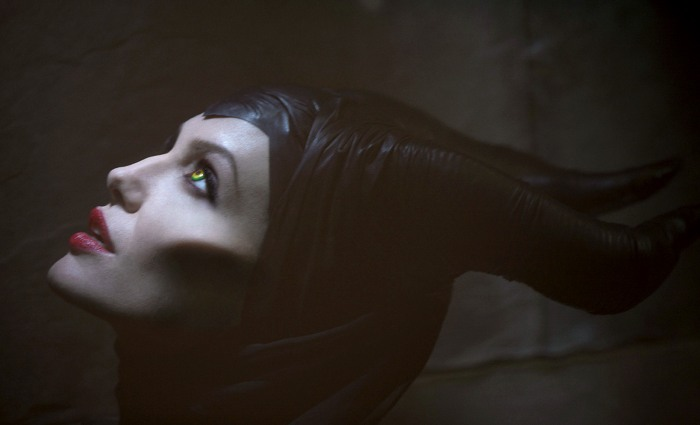 "Angelina Jolie stars in ""Maleficent,"" a story about Disney's most beloved villain from Sleeping Beauty."
