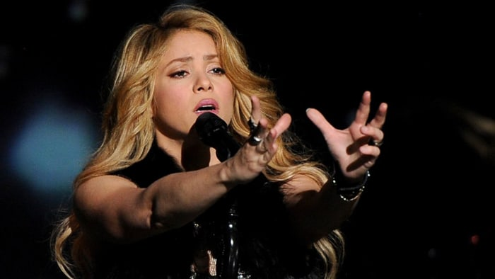 Singer Shakira will perform her hits on TODAY on March 26.
