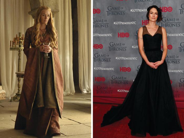 Image: Lena Headey as Cersei Lannister