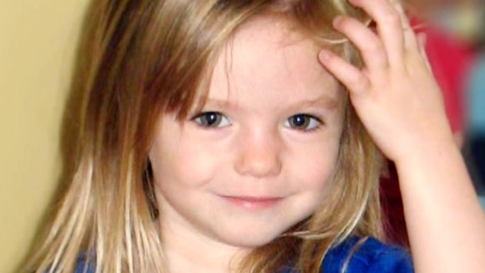 Madeleine, in a file photo released by the McCanns in 2007.