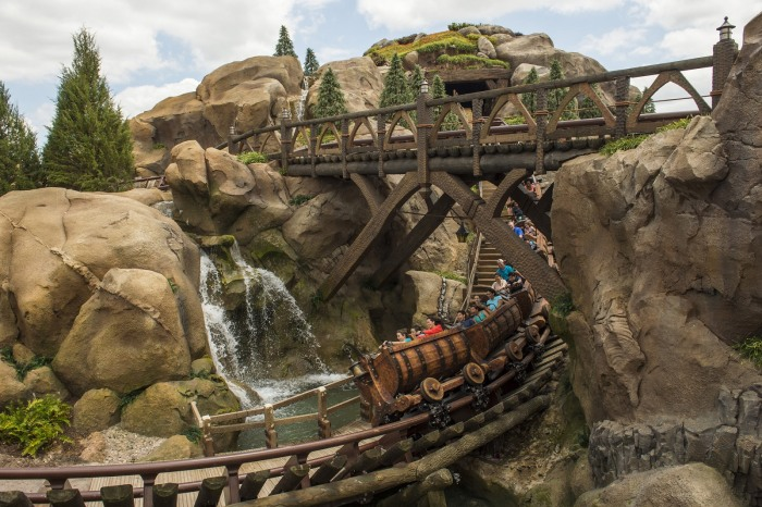 A springtime opening is planned for the Seven Dwarfs Mine Train, a rollicking family-style coaster and the crown jewel of New Fantasyland at the Magic...