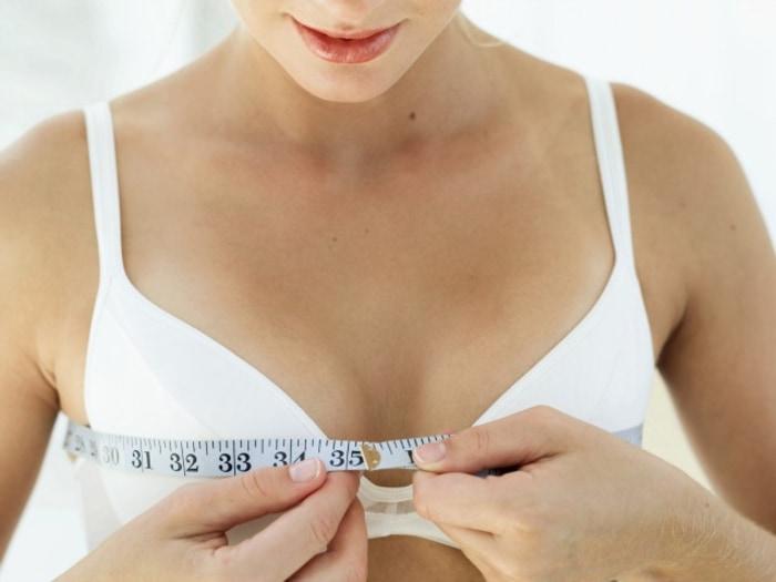 Measure For Correct Bra Size