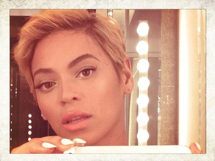 Beyonce pixie