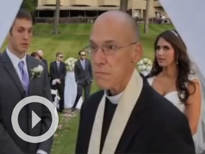 Minster Stops Wedding, Throws Photographers Out