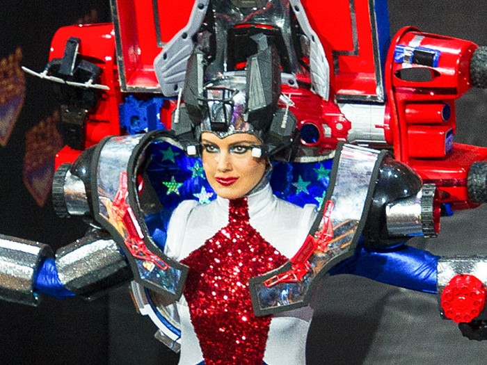 Miss Universe National Costume Show 2013: Erin Brady, Miss USA