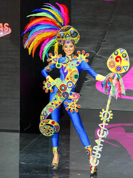 Eline de Pool - Miss Curacao