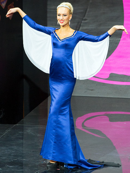 Kistina Karjalainin - Miss Estonia