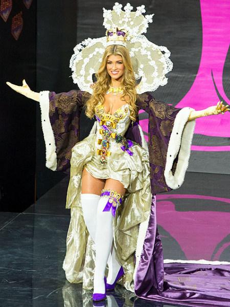 Amy Willerton - Miss Great Britain