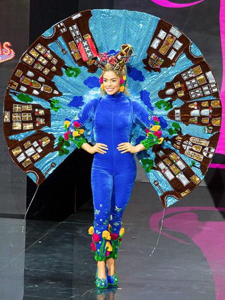 Stephanie Tency - Miss Netherlands