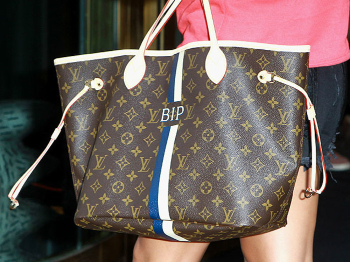 louis vuitton goes very high end luxury