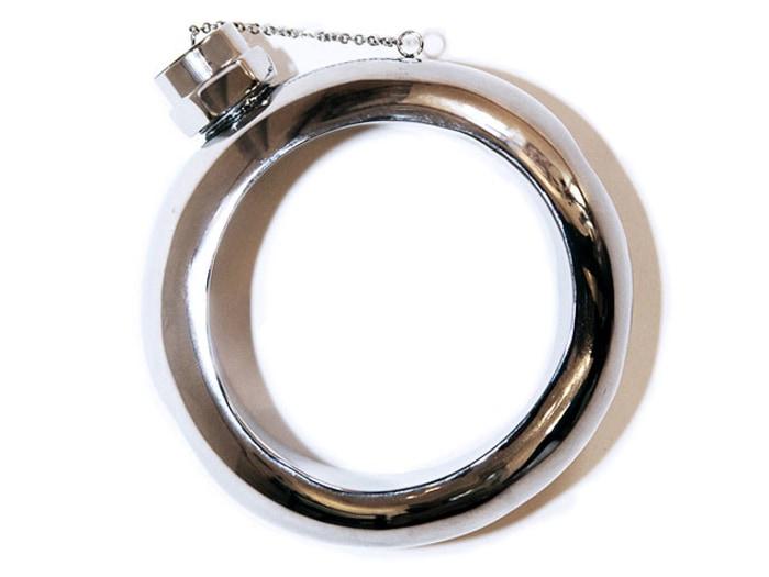 Cynthia Rowley flask bangle bracelet
