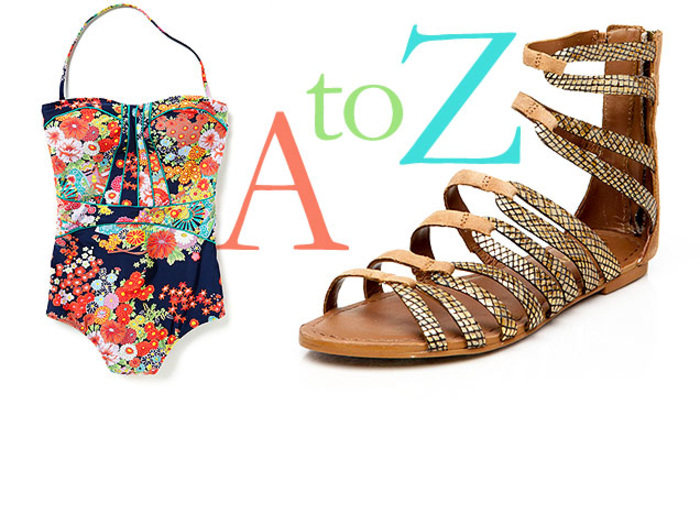 Fashion Trends 2013: Style Trends from A to Z!