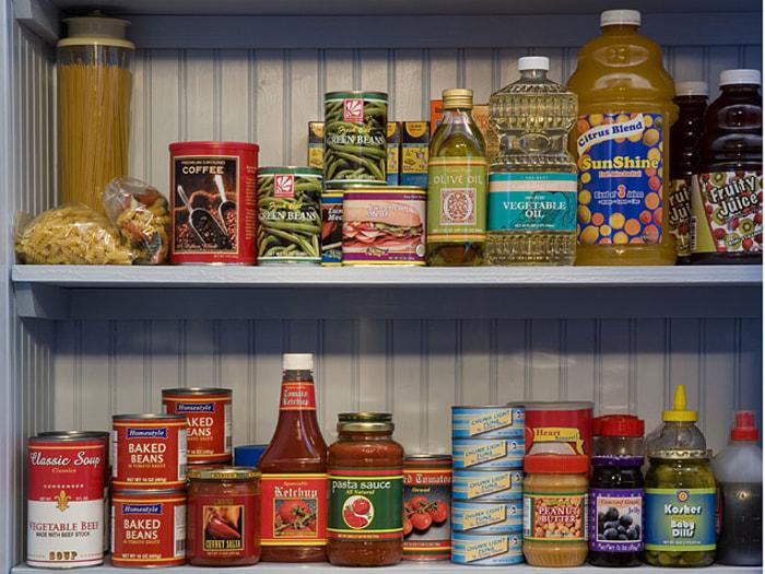 pantry essentials