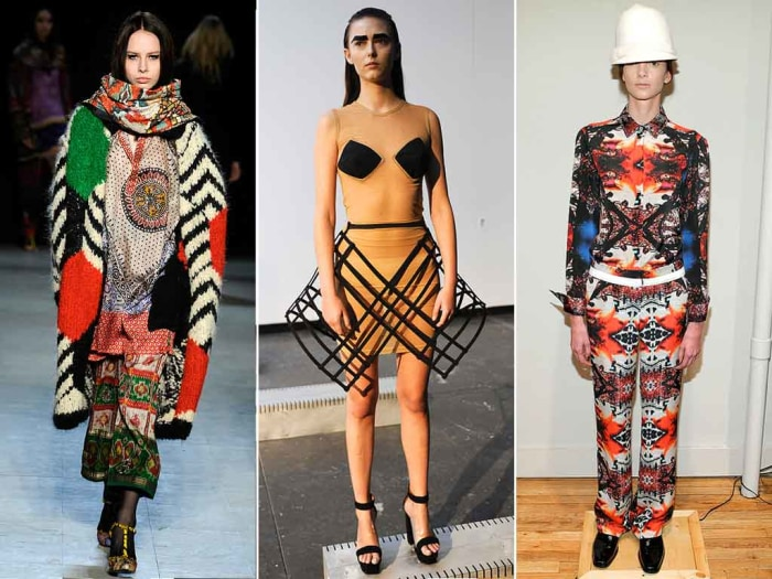 New York Fashion Week: Crazy Looks Fall/Winter 2013