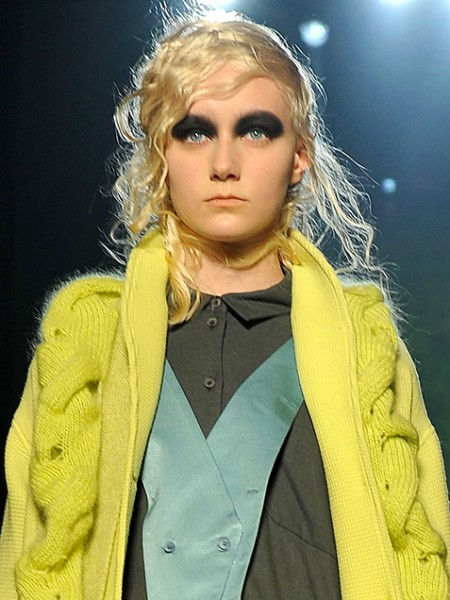 MM6 Maison Martin Margiela Makeup 2013