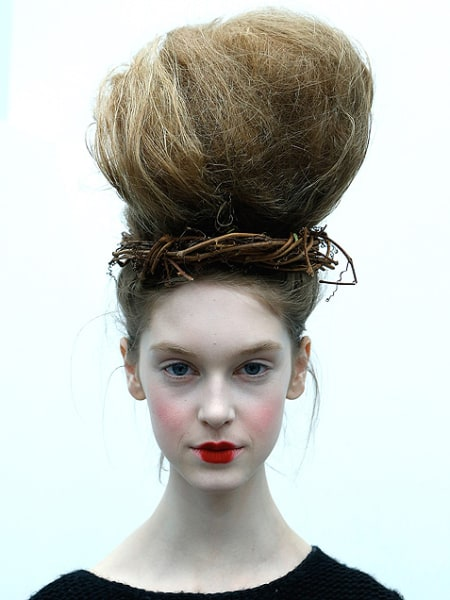 Thom Browne Makeup 2013