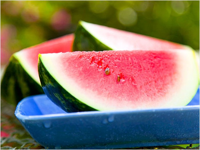 "Watermelon"" Summer Food to Eat"