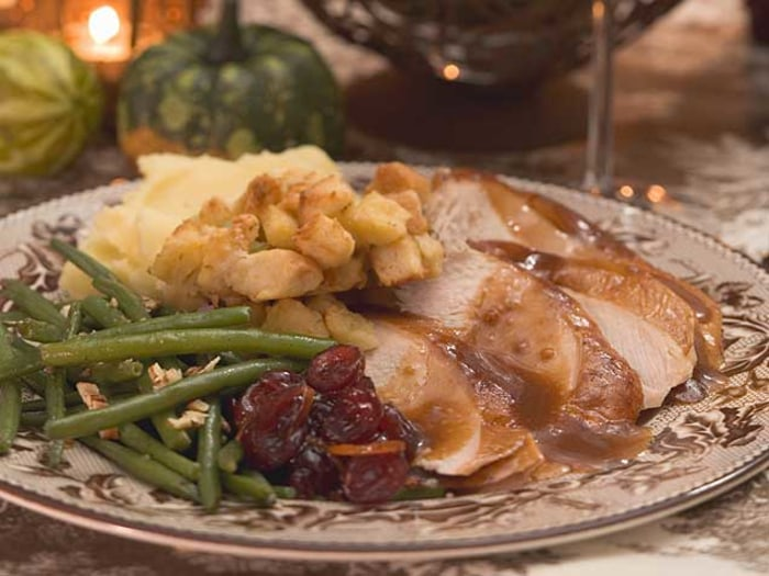 Thanksgiving Dinner Ideas For Four People