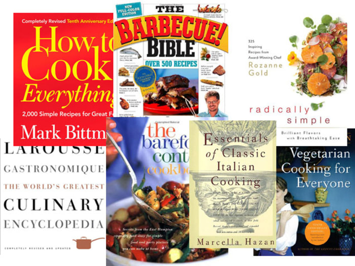 Best Cookbooks You Should Own