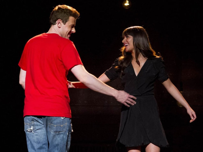 Lea Michele and 'Glee' Cast Honor Cory Monteith