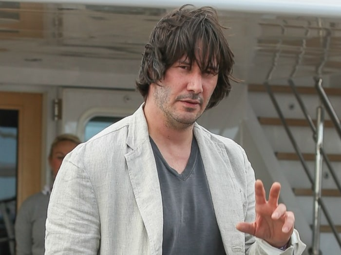 fat keanu reeves
