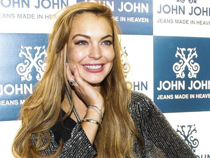 Lindsay Lohan Parties ...