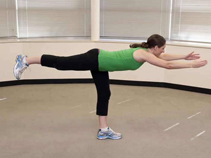 Get Gorgeous Legs in 4 Easy Moves