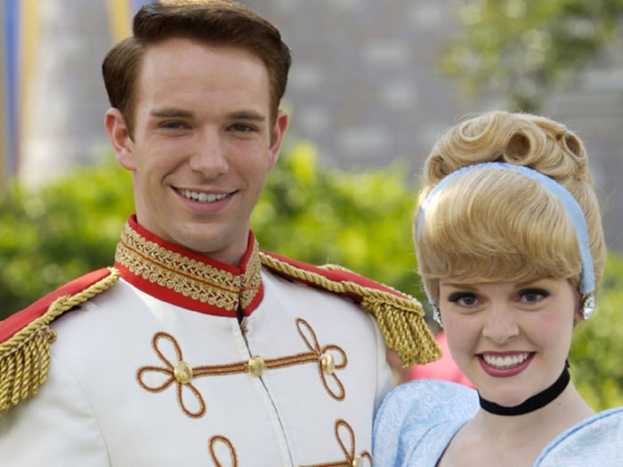 Cinderella and Prince Charming -- Which Disney Princess Got Divorced? Reddit Thr