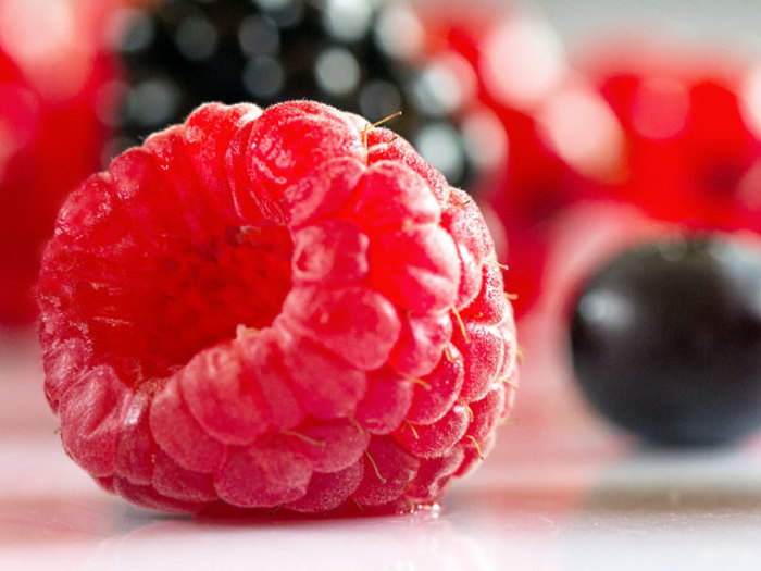 raspberries help you lose weight
