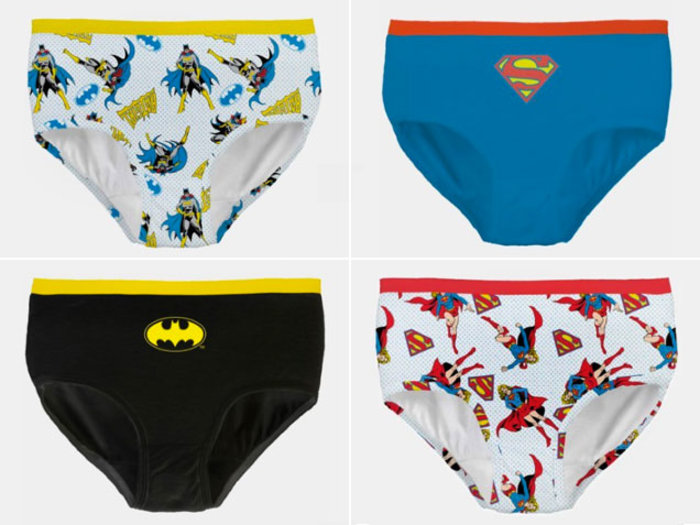 Fruit of the Loom Introduces Superhero Underwear for Girls - TODAY.com