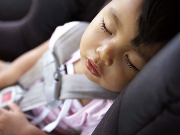 Car Seats: An Age-by-Age Safety Guide