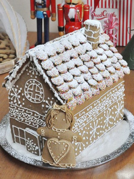 Gingerbread house tips for kids - How to decorate my home ...