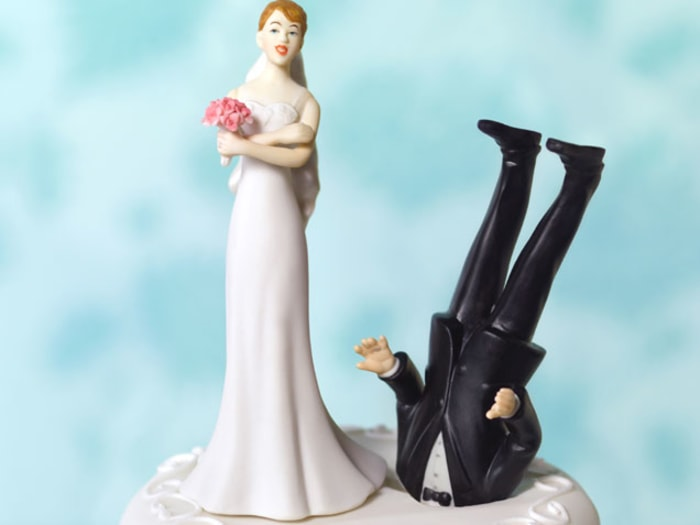Many Couples Struggle in Fifth Year of Marriage: Study