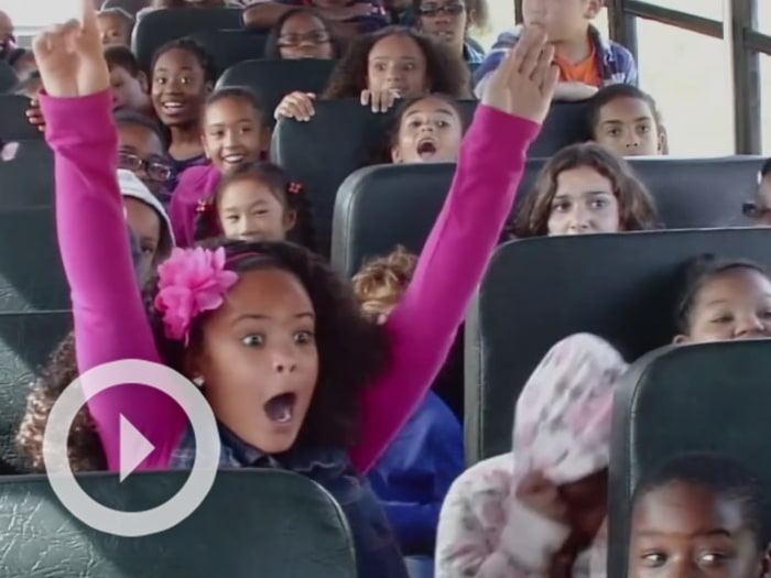 "Viral Video: Kids Get Surprise Trip to Toys ""R"" Us"