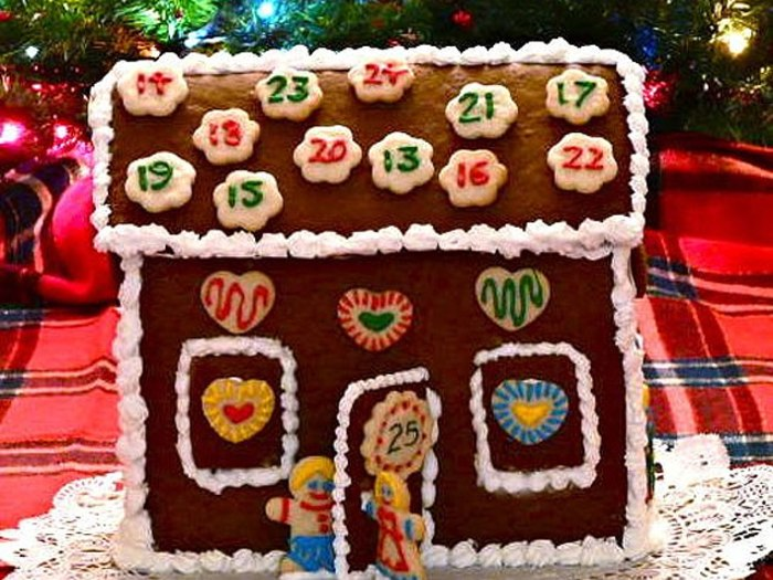 Gingerbread House Tips For Kids