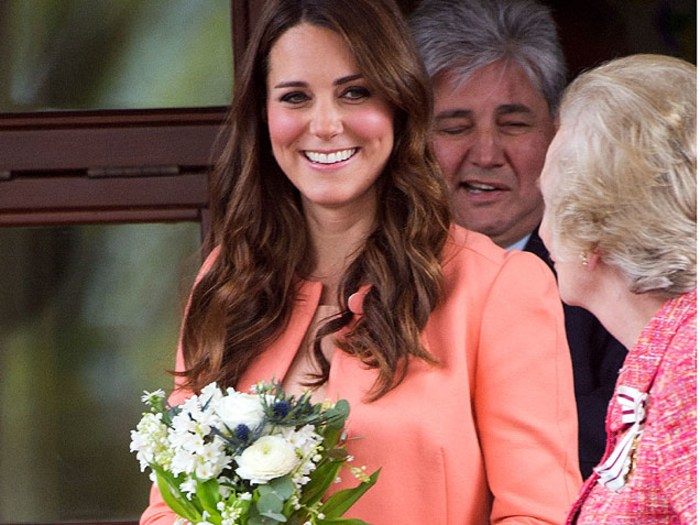 Kate Middleton Chooses a Bugaboo Baby Stroller