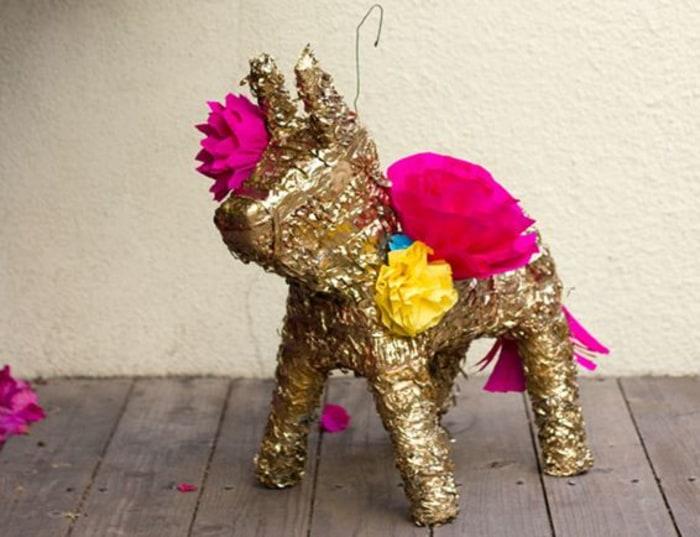 How To Make A Paper Mache Donkey Pinata
