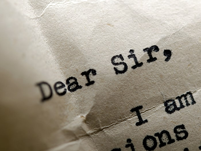 The No-Sweat Guide to Writing an Awesome Cover Letter
