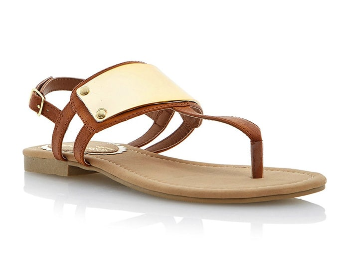 Dorothy Perkins 'Kody' sandal