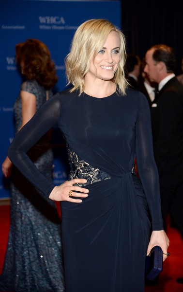 WASHINGTON, DC - MAY 03:  Actress Taylor Schilling attends the 100th Annual White House Correspondents' Association Dinner at the Washington Hilton on...
