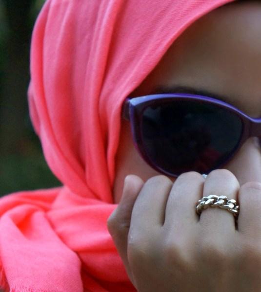 Asma P. of The Haute Muslimah