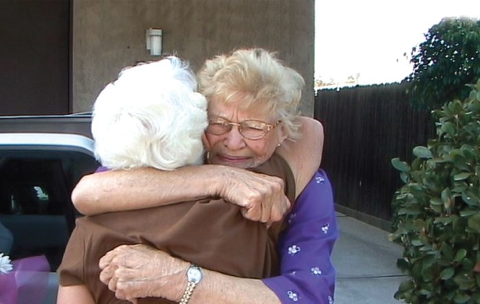 On August 18, 2006, Minka and her long-lost daughter were reunited  —after nearly eight decades of waiting.